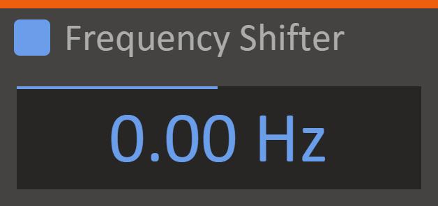 Content Frequency Shifter Screenshot