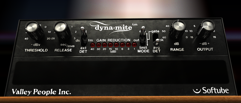 Softube Valley People Dyna-mite Plugin Boutique