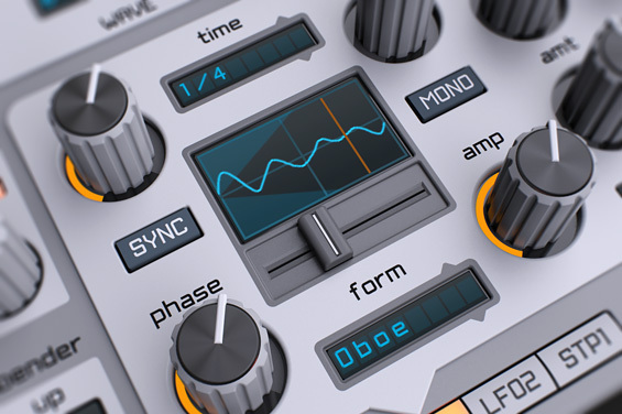 Reveal Sound Spire Synth