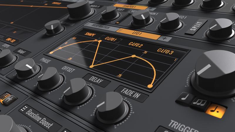Vengeance Sound VPS Avenger review at Audio news room