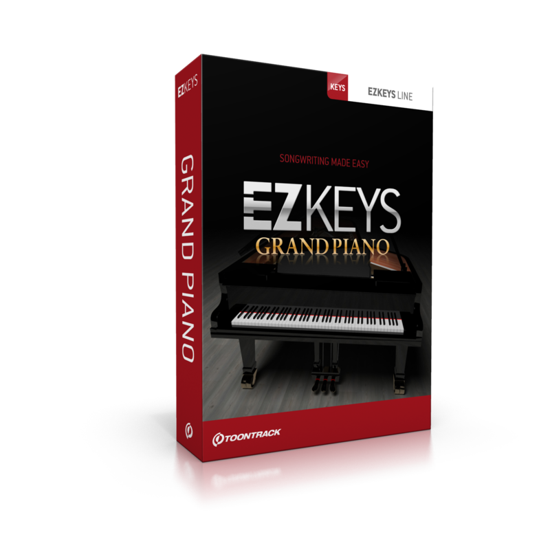 VST PIANO TOONTRACK GRAND EZKEYS ACOUSTIC BAIXAR