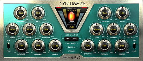 cyclone vst