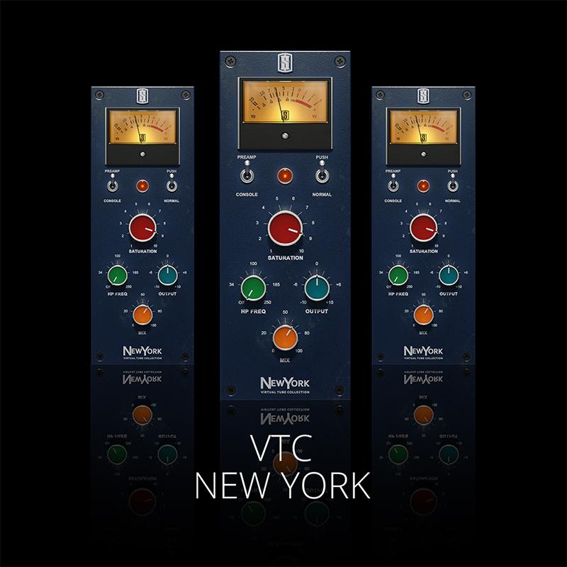Virtual Tube Collection