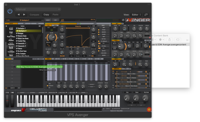 Soft Synth Preset Pack Installation Guide Area – Customer
