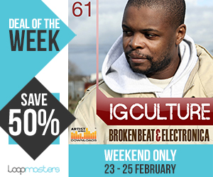 Dotw ig culture broken beat   electronica house 23 25feb 300x250