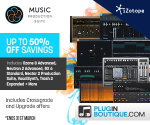 300x250 izotope music production suite pluginboutique