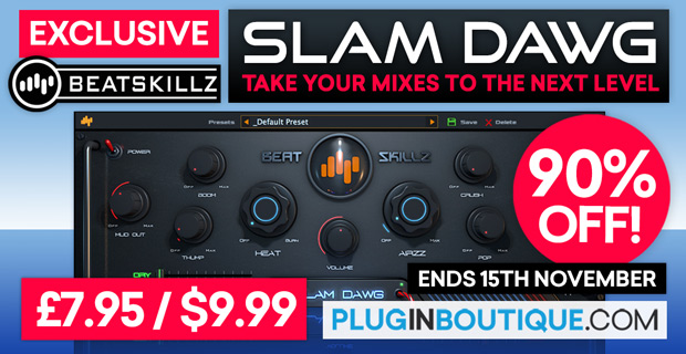 BeatSkillz Slam Dawg Sale (Exclusive): Save at plugin Boutqiue