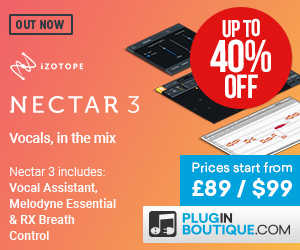 300x250 izotope nectar 3 out now banners