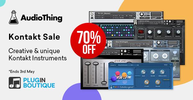 AudioThing Kontakt Sale