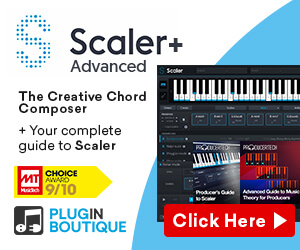 Scaler+ Advanced Bundle at Plugin Boutique