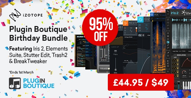 620x320 izotope 8thbirthday newerpluginboutique