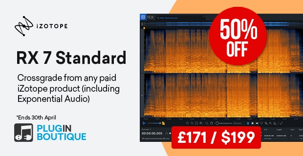 620x320 izotope rx7standard new pluginboutique