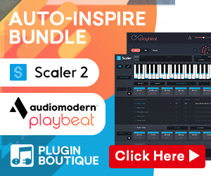 Auto Inspire Bundle, learn more at Plugin Boutique