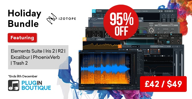 620x320 izotope holidaybundle sale pluginboutique 2