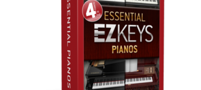 Essential ezkeys pianos
