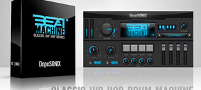 DopeSONIX Beat Machine Review at Bboy Tech Report