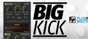 Plugin Boutique BigKick review at Music Tech magazine
