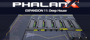 Expansion 11 deep house banner