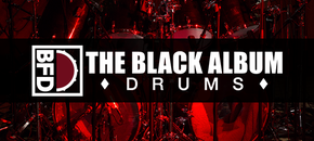 The black album drums  plugin boutique