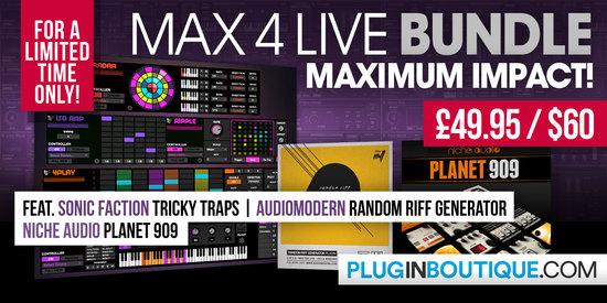 Max 4 Live Bundle