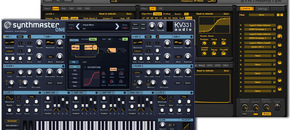 Synthmaster one   synthmaster bundle plugnboutique