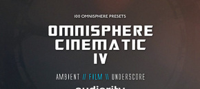 Omnisphere cinematic iv main image pluginboutique