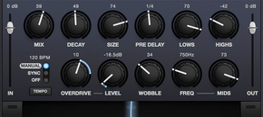 Mangledverb plugin boutique