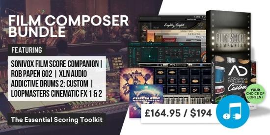 Film Composer Bundle, Film Composer Bundle plugin, buy Film Composer
