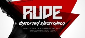 Audiomodern rude sample pack pluginboutique