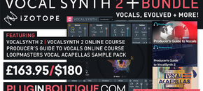 620 x 320 pib izotope vocal synth 2 bundle