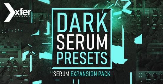 Serum + FREE Dark Serum Presets, Serum + FREE Dark Serum