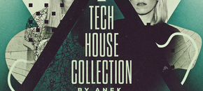 Anek   the tech house collection  house drums and bass loops