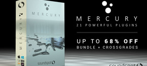 Soundspot mercury bundle vst sale homepage banner