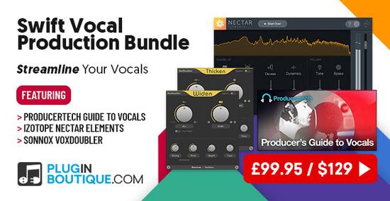 Swift Vocal Production Bundle