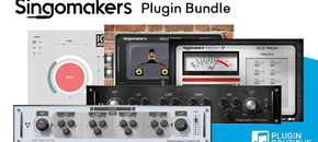 Singomakers plugin bundle main image pluginboutique