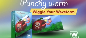 Punchy worm banner pluginboutique