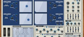 Quad rob papen   main user interface