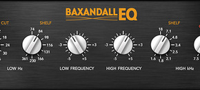 Baxandall eq pluginboutique