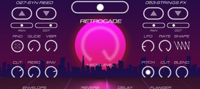 Rigidaudio retrocade pluginboutique