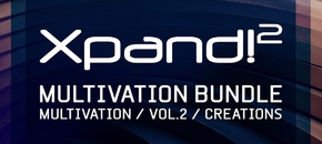 Xpand2 multivation bundle artwork plugin boutique
