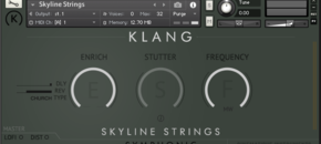 Gui skylinestrings