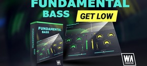 W.a production fundamental bass banner 1920x1080 pluginboutique