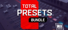 Waprod total presets bundle 600x338 pluginboutique