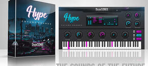 Hype vst audio unit edm club pluginboutique
