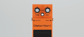 Audiority distortionone gui pluginboutique