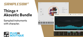 Sampleson things   akoustic bundle pluginboutique