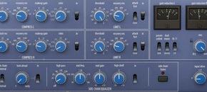 Comp Diode 609 Ui Pluginboutique Part Time Producer